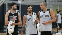 San Antonio Spurs, con Ginóbili y Laprovittola, abre la temporada de la NBA ante Golden State Warriors