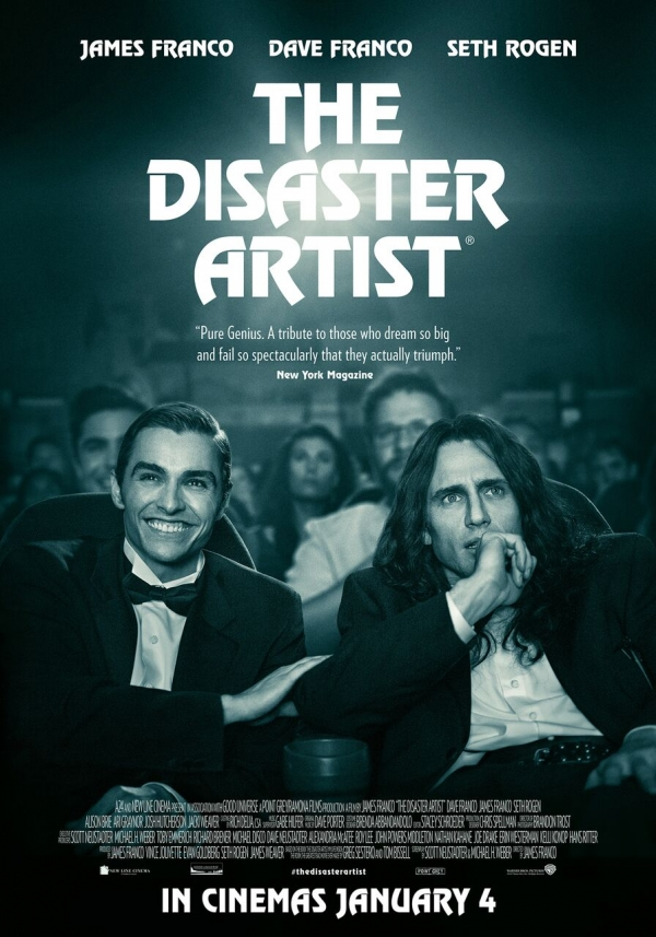 [Oscars] Vote por Tommy: Hay que ir a ver The Disaster Artist