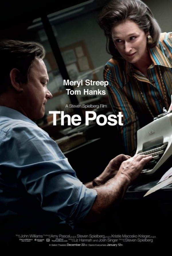 [Oscars] Una escena magistral: Crítica a The Post